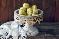 Limoncellos macaron Macarons, My Recipes, Pastel, Keto, Cake, Kuchen, Macaroons, Torte, Cookies
