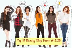SkinSecrets: Top 10 Beauty Blog Posts of 2013