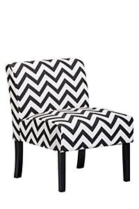 HOLLYWOOD CHAIR CHEVRON