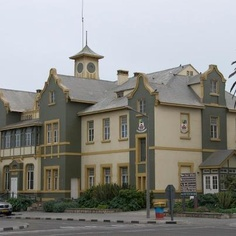 Ever heard of the city Swakopmund in Namibia? it will give you a suprise! Out Of Africa, West Africa, Art Nouveau, Namibia, Namib Desert, Travel Inspiration, Travel Destinations, Places To Go, Beautiful Places