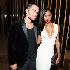 Jasmine Tookes and Tobias Sorenson