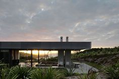 private residence on the island of Waiheke in New Zealand
