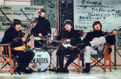 The Beatles, John Lennon, Paul McCartney, George Harrison, Ringo Starr Beatles Party, The Beatles, Beatles Photos, Liverpool, Football Music, Richard Starkey, John Lennon Paul Mccartney, Lady Madonna, The Ed Sullivan Show