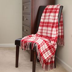 Windsor Home Cashmere-Like Blanket Throw - 17506327 - Overstock.com Shopping - Great Deals on Throws