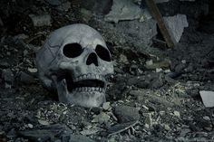 Light painting of a skull. Light Painting, Skull, Photography, Art, Kunst, Photograph, Fotografie, Skulls, Fotografia