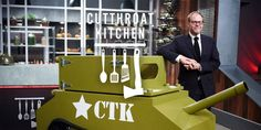 One of my #NewYearsResolutions is to become a better cook, so I'm starting with some Food Network-watching. Cutthroat Kitchen is definitely some of the best!  Watch the competition here: http://tvgo.xfinity.com/watch/Cutthroat-Kitchen/6392646130064080112/full-episodes#episode=6908480120815260112