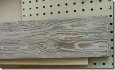 Driftwood technique part 2