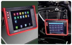 $2,372.00;X-431 PAD is the new generation tablet diagnostic scanner of LAUNCH for DBS(Diagnosis Based Solution ) car system