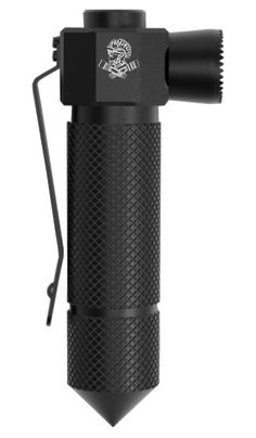 """If the first thing you think when you see something is """"WTF is that"""" it might not be a good choice for grayman self defense planning. The New SENTINEL EDC / Self-Defense Anglehead Flashlight Tactical Survival, Survival Tools, Survival Prepping, Cheap Tactical Gear, Tactical Armor, Survival Stuff, Survival Equipment, Disaster Preparedness, Tactical Knives"""