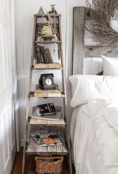 Es Sieht Aus Wie Eine Einfache Leiter. Aber Wenn Du Siehst, Was Man Damit.  Bauernhaus SchlafzimmerRustikales ...