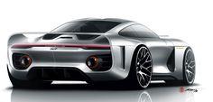 Alan Derosier - Porsche 969