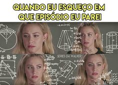 Apr 2020 - Enjoy a third book full of Riverdale memes. A/N: those memes I post in this book are not mine - Creds to those who did. Pll Memes, Funny Memes, Jokes, Riverdale Funny, Riverdale Memes, Vampire Diaries, Pretty Little Liars Meme, Frases Humor, Famous Books