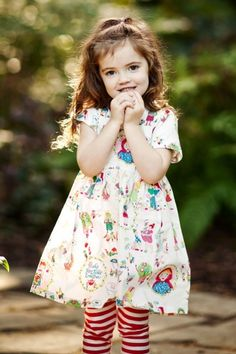 Oilily Toef Once Upon A Time Dress