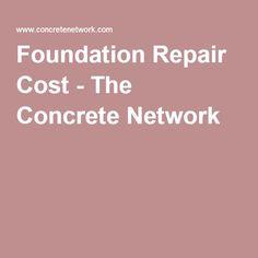 1000 ideas about foundation repair on pinterest basement