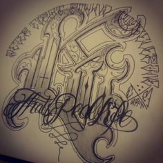 Cay Miles BLACKLETTER
