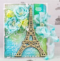 Happy Friday!! Wow, another week down...where do the days go? I have a couple of cards to share with you using some gorgeous new crinkle ri...