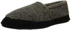 ACORN Mens Moc Slipper -- You can find out more details at the link of the image. (This is an Amazon affiliate link)