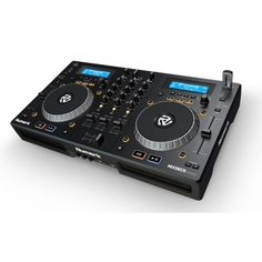 Numark Mixdeck Express is a Premium DJ Controller with CD and USB Playback Dual-Tray Player with USB Thumbdrive Capability Pioneer Dj Controller, Dj System, Dj Decks, Music Mixer, Serato Dj, Dream Music, Dj Setup, Usb, Best Dj