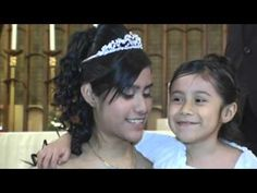 QUINCEANERA UNA COSTUMBRE MUY HISPANA - YouTube - Great video to demonstrate how it is celebrated!