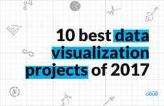 With stunning visualizations emerging frequently, 2017 has been truly an exceptional year for visualization and chart lovers. We have compiled 10 best data visualization projects that made their mark in 2017.