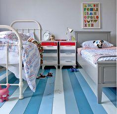 fun floors for kids room