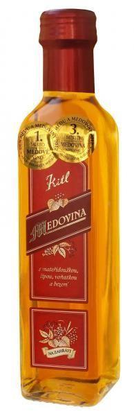 Sladká medovina podle receptu slavného léčitele, pro zahřátí.