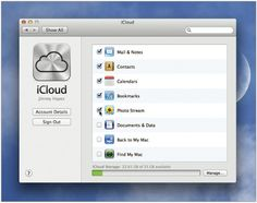 iCloud Tutorial - Set up Photo Stream - Step 1