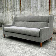 Carmichael sofa, Gus