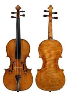 Violin by Nicolo Amati