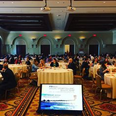 Had a great time presenting at @prnews ' conference today about Snapchat! Thanks for a wonderful experience