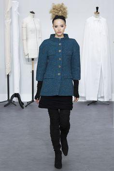 Chanel Haute Couture automne-hiver 2016-2017 -