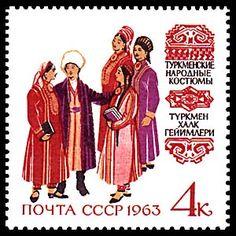 soviet union stamp