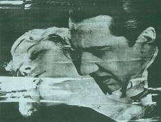Andy Warhol, The Kiss (Bela Lugosi)  http://artlifemagazine.com/art-auctions/gunter-sachs-collection-for-sale-sothebys.htm#