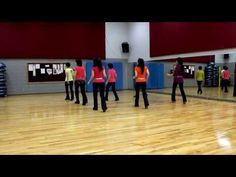 Little Zou Bisou - Line Dance (Dance & Teach in English & 中文) - YouTube