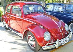 """Os apaixonados por carros antigos não podem perder a exposição """"Fuscas"""", que exibe oito modelos e 100 miniaturas desse veículo no Shopping Grande Rio;"""
