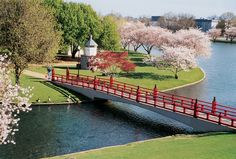 Alabama United States Attractions | big spring park huntsville alabama photo source alabama tourism ...