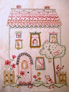 barney park by house wren studio, via Flickr (embroidery idea)