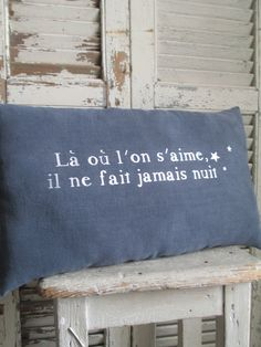 Image of Coussin { CLMP-09 }