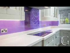 Printed Splashbacks - CreoGlass | Kitchen Glass Splashbacks & Worktops. View more toughened glass splahback designs and non-scratch worktops on www.creoglass.co.uk #kitchen #backsplash