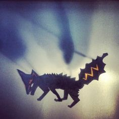Shadow Puppets how to