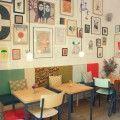 Café Cometa. Cafetería deliciosa en un entorno encantador