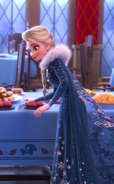 elsa - Olaf's Frozen Adventure 3-16
