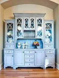 Image result for small blue cabinet
