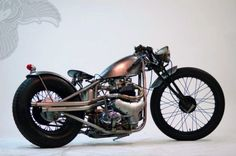 Triumph | Bobber Inspiration - Bobbers and Custom Motorcycles | americabymotorcycle June 2013
