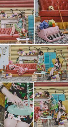 Patina's Bushwick Fairytale Look Book