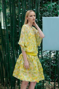 John Galliano Resort 2013 - Review - Vogue