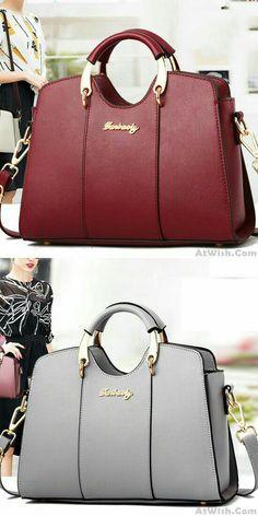 Stylish Handbags, Best Handbags, Fashion Handbags, Purses And Handbags, Fashion Bags, Leather Handbags, Casual Chique, Summer Handbags, Girls Bags