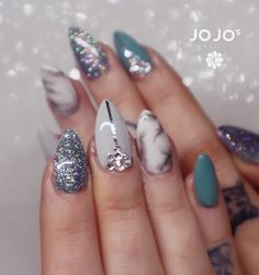 Light Elegance hard gel colours used: Don't Be Chai, Chalk Pop, Relay Grey | | www.youtube.com/JoWickens | www.facebook.com/JoWickens | www.instagram/jojosnails | www.twitter.com/jojosnails | www.jojosnails.com