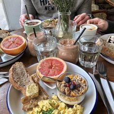 trying out new brunch spots… – frühstück – brunch Cute Food, Good Food, Yummy Food, Tasty, Food N, Food And Drink, Think Food, Food Goals, Aesthetic Food