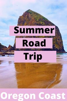 Summer is here, and what better time than now to take a road trip down the Oregon coast. Starting from the northern section of the Oregon coast you will be presented with beautiful coastal towns that just scream summer fun. There are lots of places to stay along the Oregon Coast with nice hotels and cute rental properties. There is something for everyone along the way. #oregoncoast #roadtrip